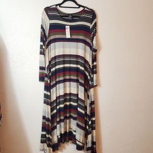 NWT : Earhart Dress by Agnes & Dora